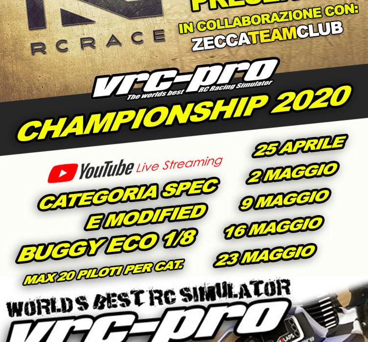 VRC-PRO CHAMPIONSHIP 2020